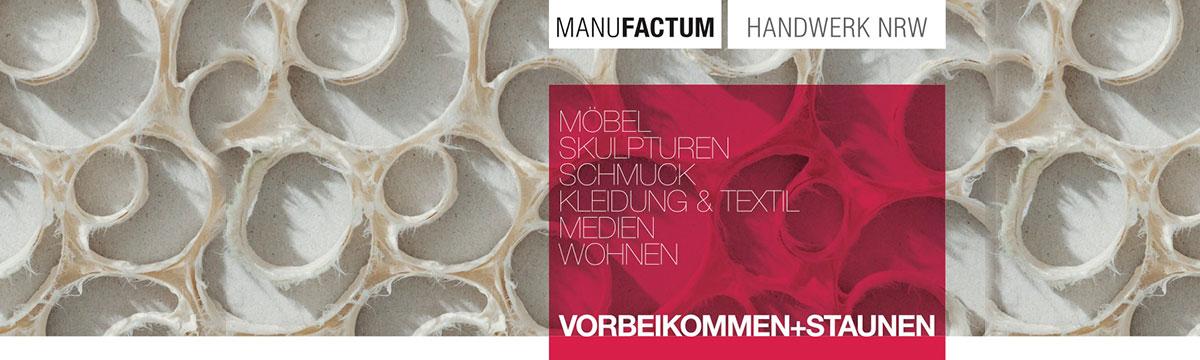 Mobilé beim Manufactum Handwerk NRW